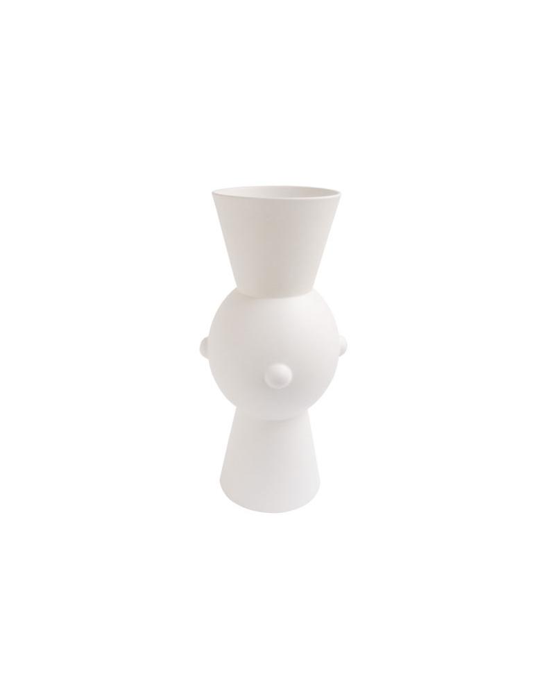 Vase MARLY blanc