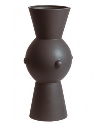 Vase MARLY noir
