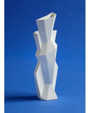 Vase blanc DOPPIO GIOCO
