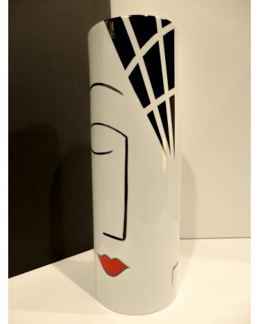 Vase cylindre TOI ET MOI GM
