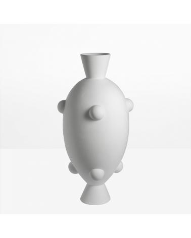 Vase MINE blanc